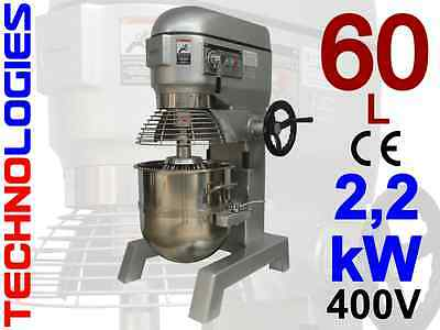 PLANETARY dough MIXER 60L / 33 kg dough / 400V - HOBART design - NEW! IN STOCK!
