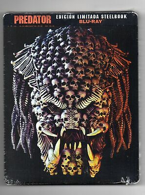 Predator: Upgrade - Blu-ray Steelbook