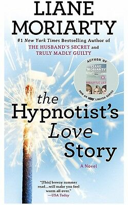 The Hypnotist's Love Story by Moriarty, Liane