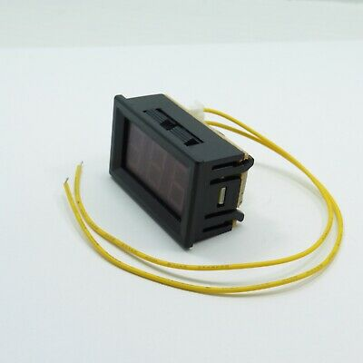 "70V-300V AC Voltage Digital 0.56"" 220V 230V 240V 110V Two Wire LED Voltmeter"