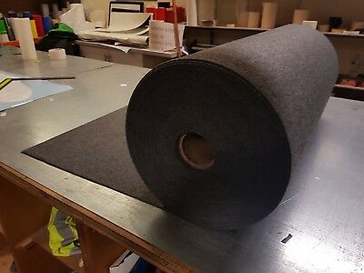 Thick Wall Van Motorhome/camper Boat Boot Acoustic Velour Lining Carpet Sti