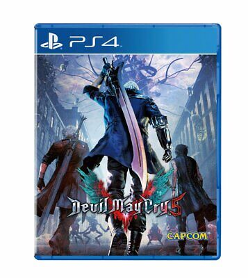 Videogames Devil May Cry 5 Playstation 4 Ps4  Ita Standard Edition Preorder