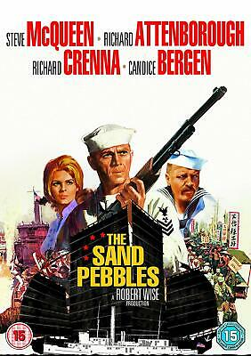 The Sand Pebbles - Dvd **New Sealed** Free Post**