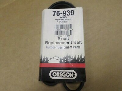 OREGON 75-165 made with Kevlar Replacement Belt