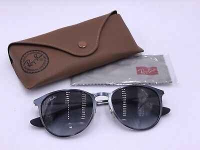 6a7581d85e Ray Ban Sunglasses RB3539 192 8G ERIKA METAL Grey Gradient  Gray AUTHENTIC