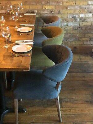 New design style dining pub reception hall restaurant chair / 3 colours