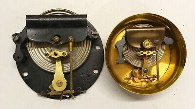 Two Aneroid Barometer Movements For Spares