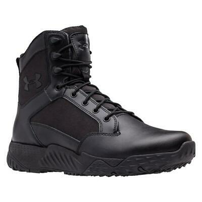 "Under Armour Men's Stellar 8"" Tactical Boots Black (1268951 001)"
