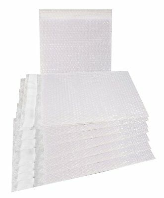 10 Pack of Bubble Out Bags 12 x 15.5. Self-Sealing Packing Moving Bags Pouches