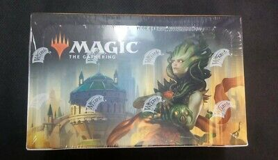 Magic The Gathering Guilds Of Ravnica Booster Box — Factory Sealed MTG