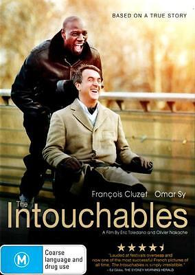 The Intouchables (DVD, 2013), NEW SEALED AUSTRALIAN