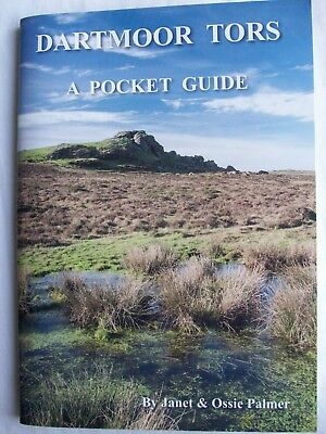 Dartmoor Tors. A Pocket Guide.  Janet & Ossier Palmer.  See detailed description