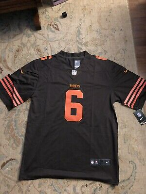 0f8147db20a ... coupon cleveland browns baker mayfield jersey xl color rush a1ca9 0c2ee