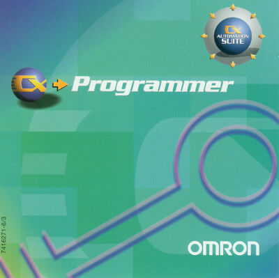 Industrial Controls PLC software OMRON CX Programmer v2.0 Bradley Direct Allen 6