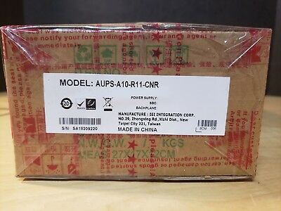 IEI AUPS-A10-R11-CNR Uninterruptible Power Supply (Unopened)
