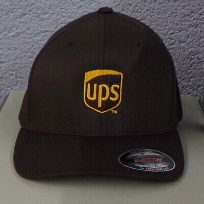 2ec4dabe UPS EMBROIDERED PATCH Iron / Sew On United Parcel Service Package ...