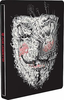V for Vendetta - Mondo X Steelbook Series #029 [Blu-ray] New and Sealed!!