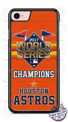 Houston Astros World Champions Customize Phone Case Cover For iPhone Samsung etc