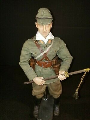 1/6 Ww2 Japanese Imperial Army Officer With Sword. From Did. Bandit Joes