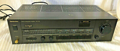 Technics Stereo Intergrated Amplifier Su-V76