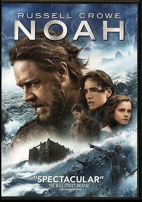 Noah (DVD, 2014) Russell Crowe, Jennifer Connelly, Ray Winstone, Anthony Hopkins