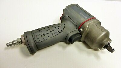 """Ingersoll Rand 2115TiMAX Impact Wrench 3/8"""" Drive Titanium Pneumatic Used"""
