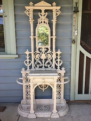 Wrought Iron hall stand
