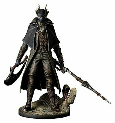 Bloodborne The Old Hunters Statue 1/6 Scale PVC Figure GECCO 32cm Japan F/S