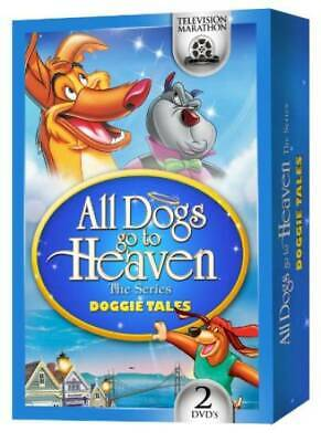 All Dogs Go To Heaven, The Series: Doggie Adventures (Gift Box)