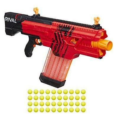 Nerf Rival Khaos Mxvi-4000 Blaster Red Toy Play Precision MYTODDLER