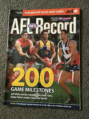 6 x ASSORTED AFL Records from 2000s