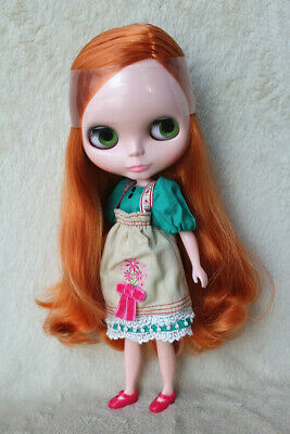 """Takara 12/"""" Neo Blythe Long Hair Nude Doll from Factory TBY58"""