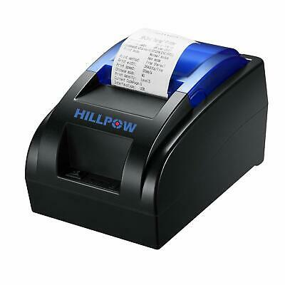 USB Thermal Printer Receipt Till Sale Ticket POS Cash Cheap Mini No Ink Needed