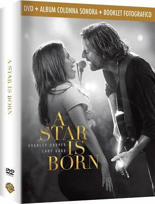 A Star Is Born. Con DVD, CD Soundtrack e booklet fotografico