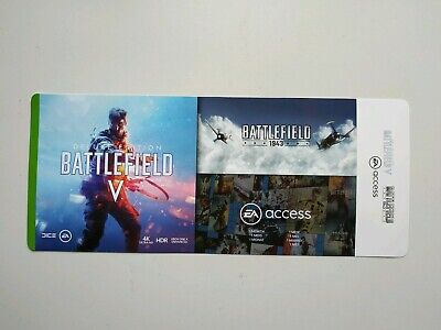 Battlefield V 5 Deluxe Edition (Code, XBOX ONE)