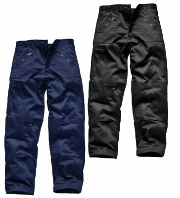 Dickies WD006 Redhawk Uniform Work Trousers WD864 Regular and Tall Leg