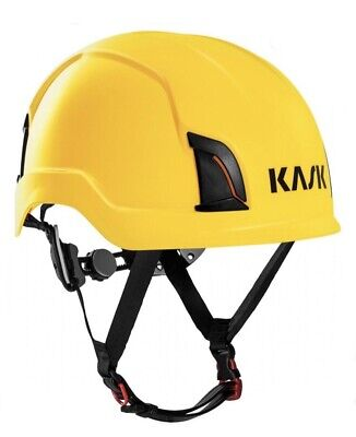 Kask - ZENITH YELLOW Safety Helmet - PP Polypropylene Hard Hat