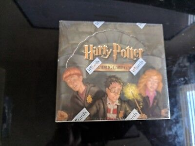 New Sealed Harry Potter Trading Card Game Adventures At Hogwarts BOOSTER BOX