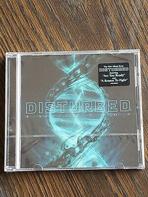 New Evolution by Disturbed CD