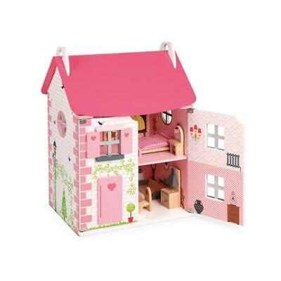 Janod Mademoiselle  Wooden Doll's House