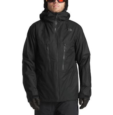 955206d91c48 Mens The North Face ThermoBall Snow Triclimate 3-in-1 Jacket Black Size L
