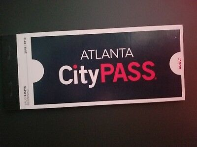 Atlanta City Pass (Adult)