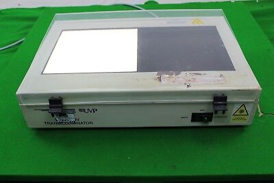 UVP White/UV Transilluminator TMW-20 UV Lab Equipment