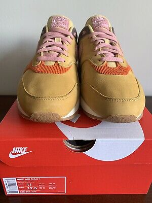 b402ec109 Nike AIR MAX 1 BACON DS CREPE SOLE Sean Wotherspoon Corduroy Size 11 CD7861- 700