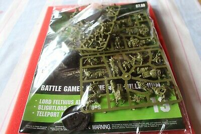Games Workshop Warhammer 40000 Conquest Issue 19 Lord Felthius Tainted Cohort