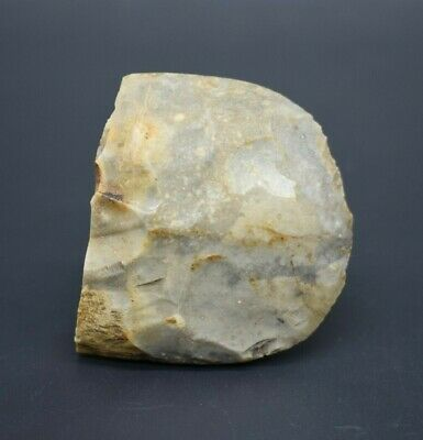 Neolithic flint axe head fragment C. 4500 - 2500 BC - British found