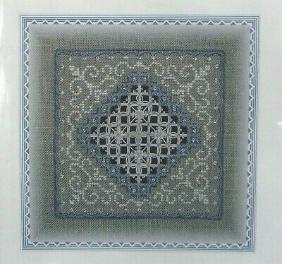 KARIANNA Cross Stitch & Hardanger Embroidery Pattern ADVANCED SQUARE DESIGN Look