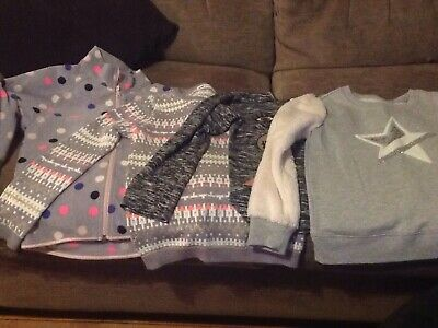 Girls Jumper Bundle 8-10 Years