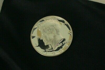 1964 Silver Proof Gem Kennedy Half Dollar Rare Spot-Free Perfect For Grading