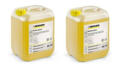 New! Kärcher 20 L Liquid Descaler RM 110 2 x 10 Litre Descaler Rm110 Cleaner